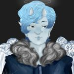 Boreas (Clothed Version) by cheshireArtist