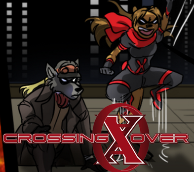 Crossing-Over #152 by co-comic