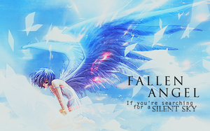 Fallen angel by sShurita