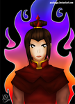 Avatar - Azula by Asatsuyu