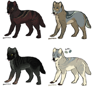 FREE Canine Adopts - CLOSED by RumAdopts