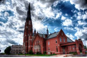 Churchdowntown by johnanthony1022