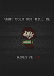 What does not kill Chara... by RandomVanGloboii