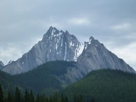 Stormy Mountain by Dragonheart27