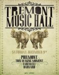 Philmont Poster - Dec 9th by Wyel
