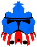 US Clone Trooper Helmet by PD-Black-Dragon