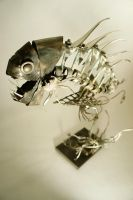 Scrap Metal Fishy - 7 by Devin-Francisco
