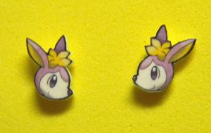 Deerling Earrings Pick yours by kouweechi