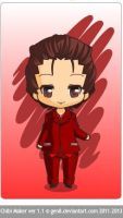 Blood On The Dance Floor MJ (Chibi Maker) by ButterfliesForMJ