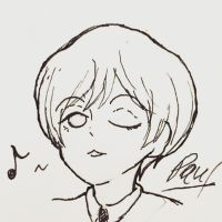 Paul McCartney (line) by xXInvaderEmXx