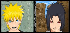 Naruto - Bonds by Azley