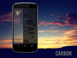Carbon by anikrish