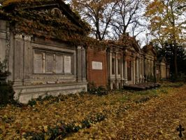Autumn in Berlin by Jotpeh