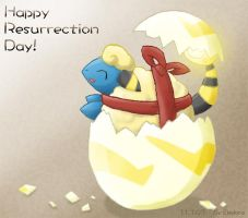 Mareep are born from... by Eledora