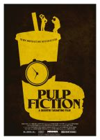 Pulp Fiction by forgedesignworks
