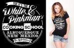 White and Pinkmans cooking school by pete-aeiko