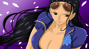 Nico Robin Qualifying 1 CCT by PBlChopperMan