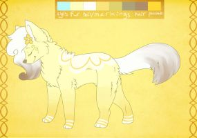 Lemon Meringue Adoptable CLOSED by coffaefox