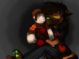 -Vent- The Best Hugs by Gear-kind