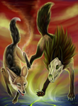 Unnatural Disasters by animalartist16