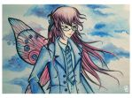 Lady-Butterfly by crazy--fox