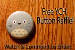 Custom Character Buttons Raffle :WINNER ANNOUNCED: by CharcoalMoose