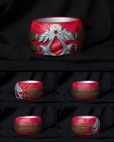 Assassin's Creed - Ezio cuff 2 by tishaia