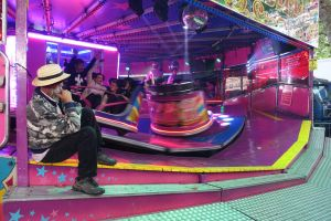 Fairground Waltzer by PerfectDarkC
