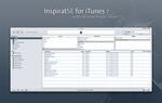 Inspirat SE skin for iTunes 7 by MrToNeR