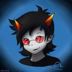 4/12 HS Collage: Terezi Pyrope by Auravio