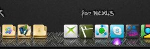 HardMetal Dock for nexus by paolo04379