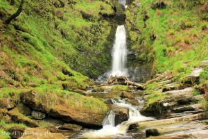 Pistyll Rhaeadr Waterfall 2 by MichaelJTopley