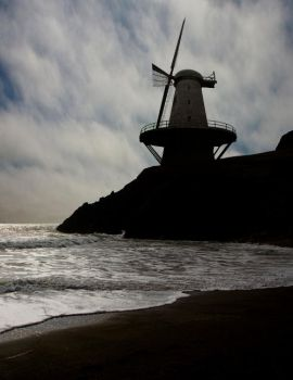 Windmill by TikiDansPhotography