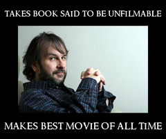 Peter Jackson Motivational by yourparodies