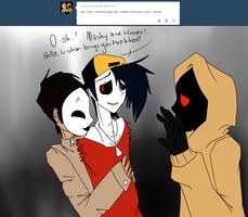 Tumblr Question #10 by Ask-Lost--Silver