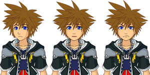 Sora Game Update by SonicRocksMySocks