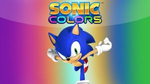 Sonic Colours Wallpaper by ShadowStyle97