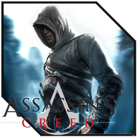 Assassian's Creed Icon (New Shape Icon) by M-Royan