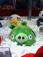 Piggy from the crane game by Gallade007