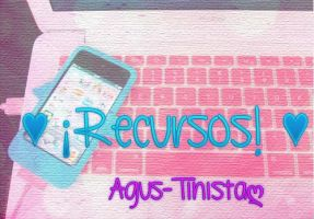 Recursos del Tutorial Semi-Blend by agusloveeee