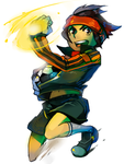 I11 - Endou by Arlmuffin