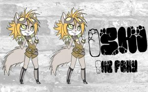 Adopt-Ishi the foxy-Closed by xMidnightMemoriesx