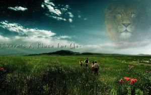 Aslan's Country by Archer-AMS