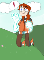 Dell my dumb rotom idk by Ricktoria