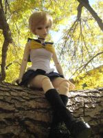 Sailor Uranus Bjd Cosplay by VeleveteenMoth