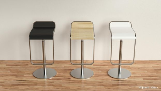 Furniture rendering database part 002a by Bernd-Haier