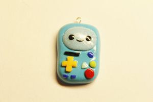 Kawaii BMO Charm by CharmStop