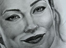 Detail of Olivia Portrait by wbmstr