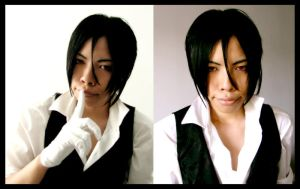 Sebastian cosplay trial by red-cluster