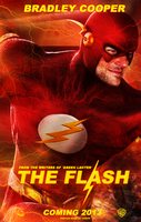The Flash - 2nd Movie Poster by o-OPAZO-o